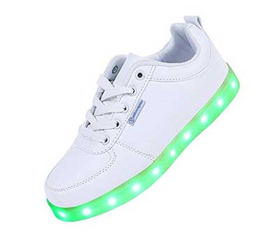 zapatilas led decathlon