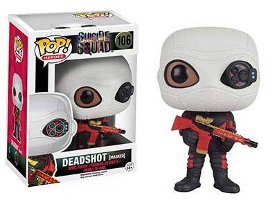 Funko Pop Deadshot